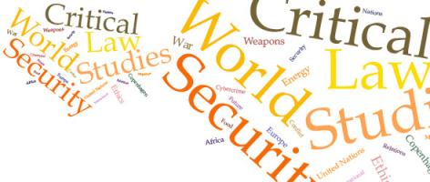 Two-Year Master's Degree in International Security Studies - MISS